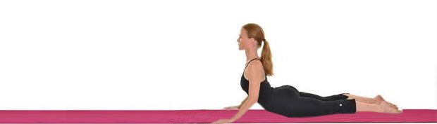 Bhujangasana yoga
