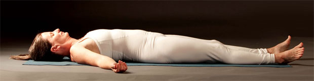 Savasana yoga