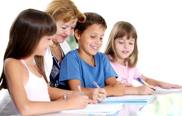 teaching kids with ADHA