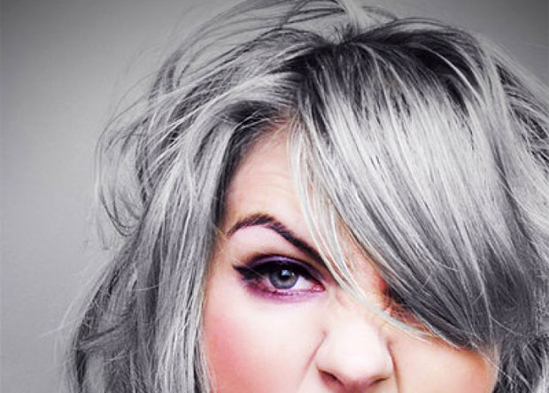 How to dye and pre-pigment grey hair