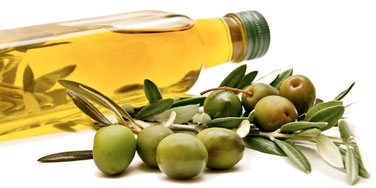 olive and oil