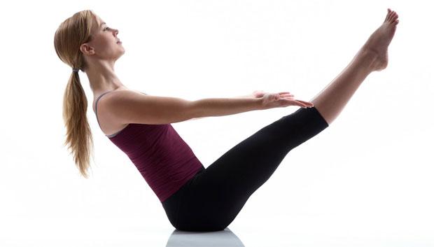 Naukasana yoga