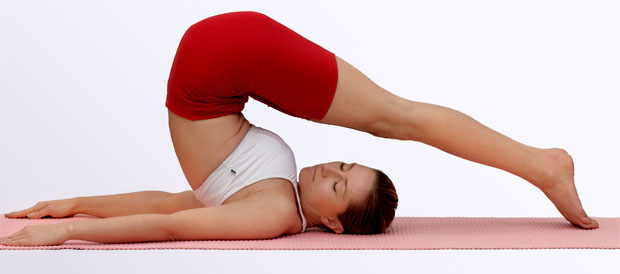 halasana yoga