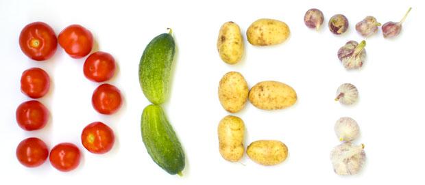 diet text