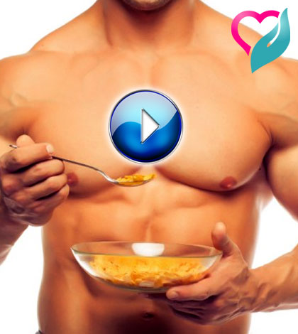 food for building muscles