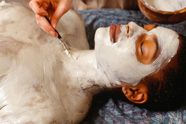 clay body treatment