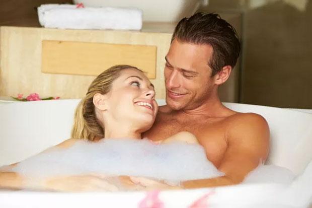love-in-tub