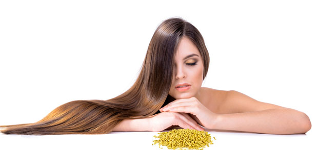 fenugreek good hair