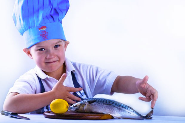 little fish chef