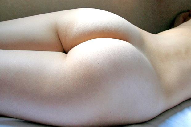 moderate butt