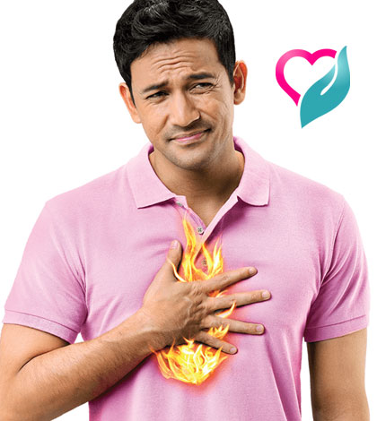 heart burn diseases
