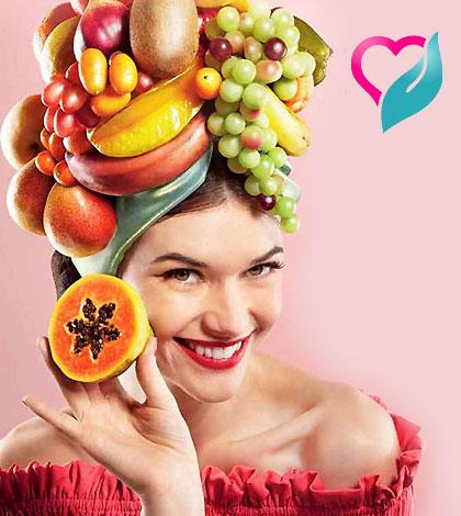 fruits beauty