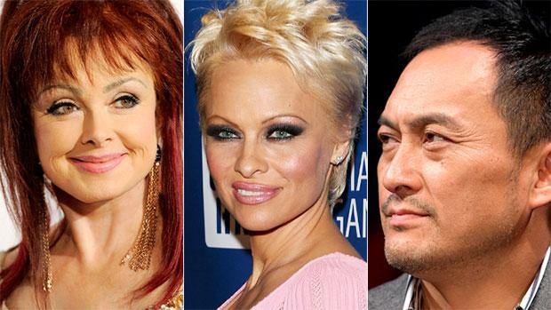 hepatitis c celebrities