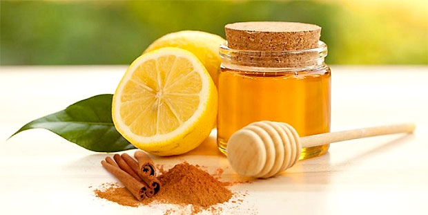 lemon honey cinnamon