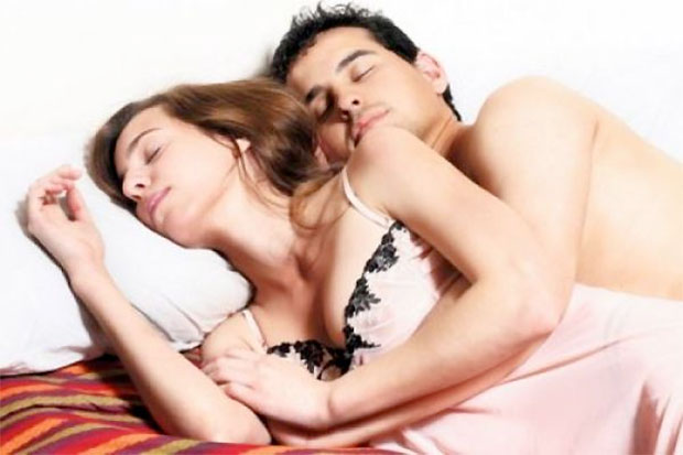 couples in good sleep
