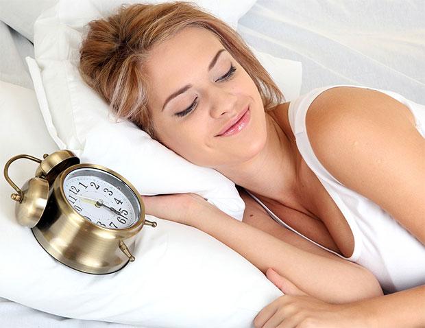 sleeping time schedule