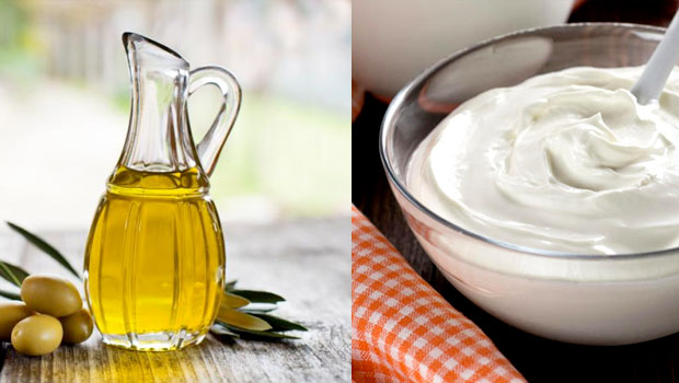 Olive Oil and Yogurt