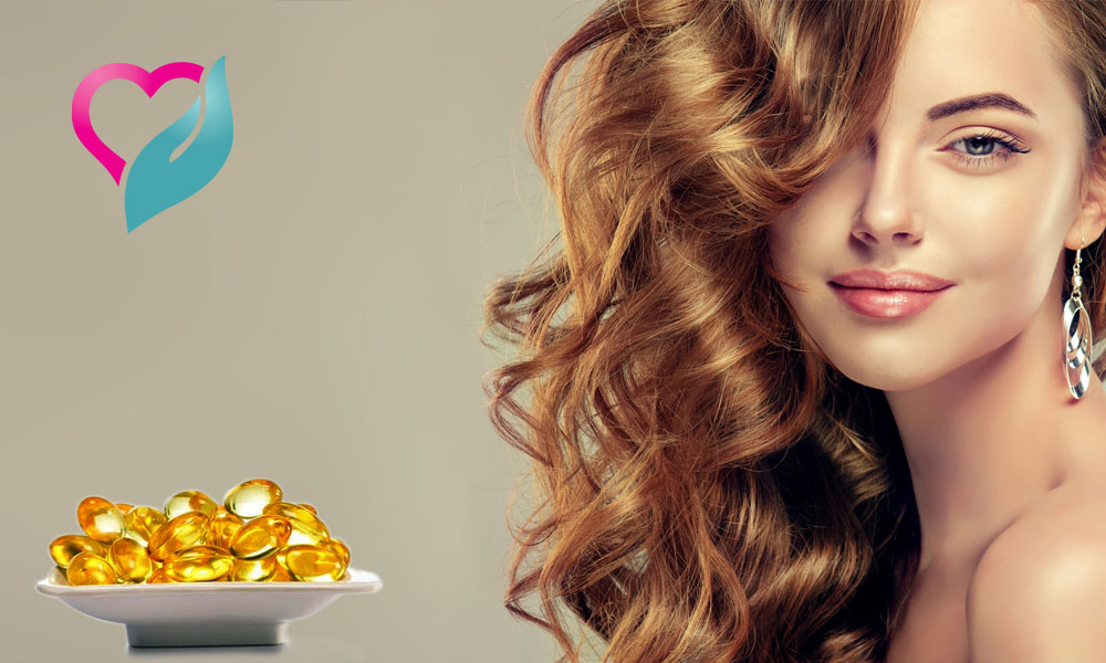 vitamin-E for hair