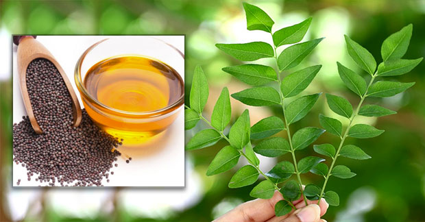 Mustard-oil-Curry-Leaves