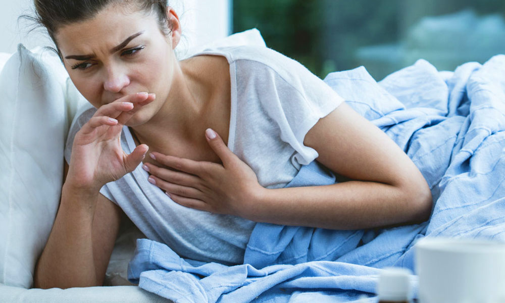 Prevent Nighttime coughing