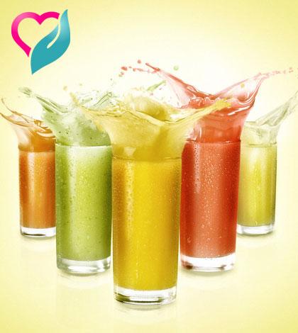 splash of juices