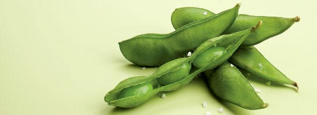 raw soyabeans
