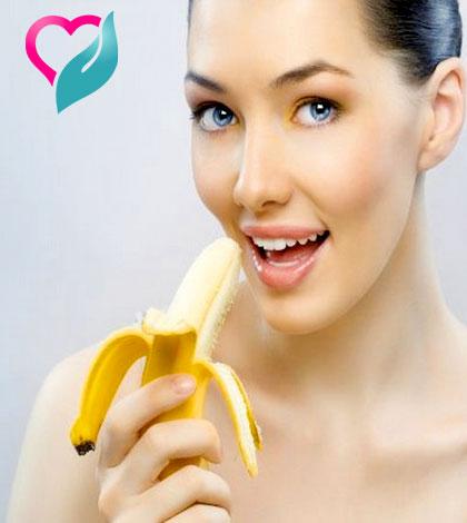 banana eating model