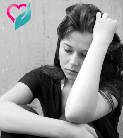 depression girl