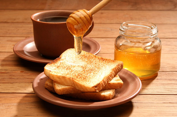 Honey breakfast