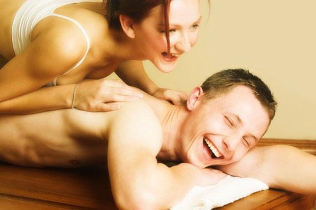 massaging partner