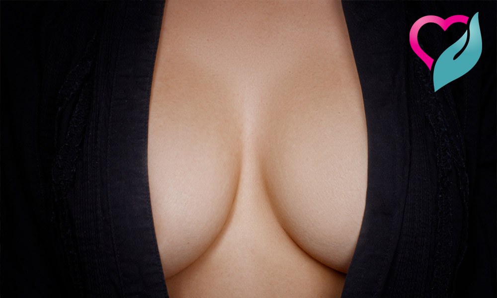 natural breast