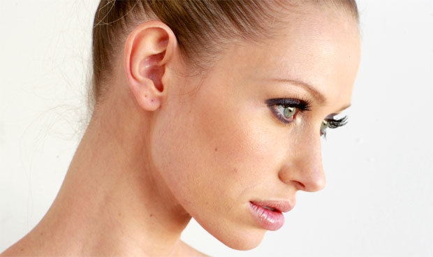 face mapping side cheek