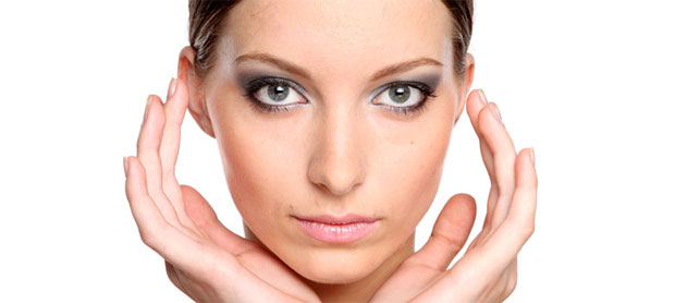 face mapping under the eyes
