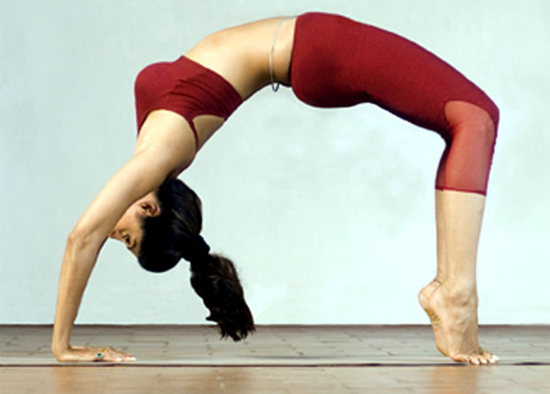 Chakrasana yoga