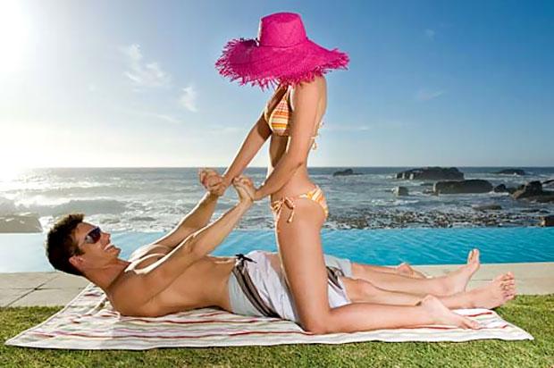summer intimacy