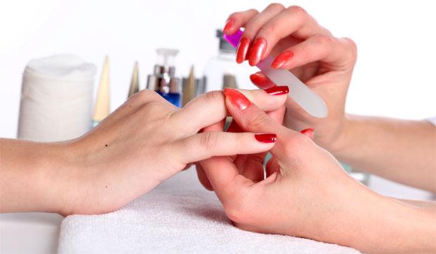 home manicure