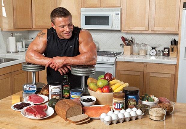 body builder's diet