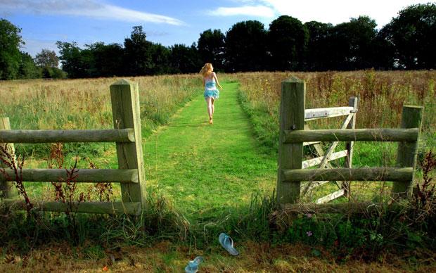 run to nature