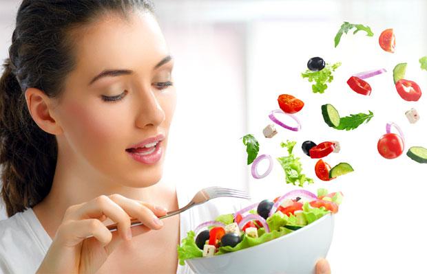 taste of vegetables
