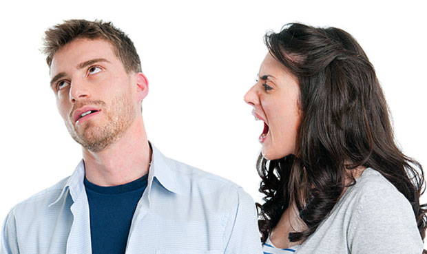 angry argument