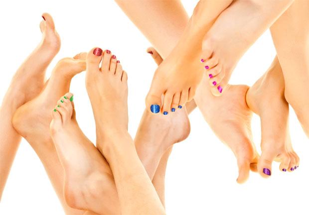 beautiful feet