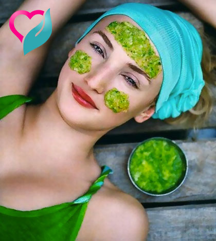 natural face mask
