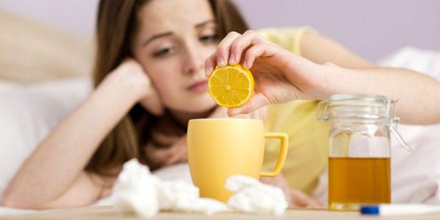 indigestion lemon