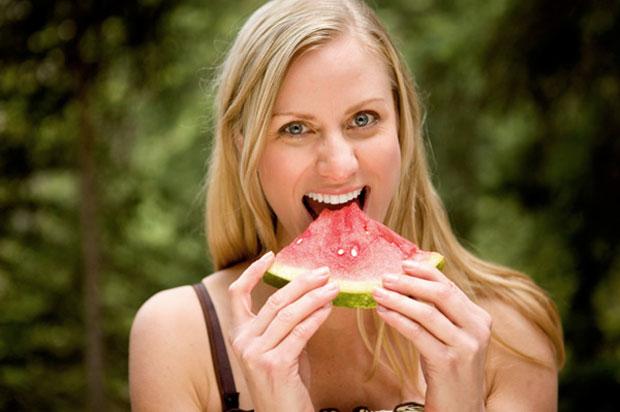 watermelon thirsty