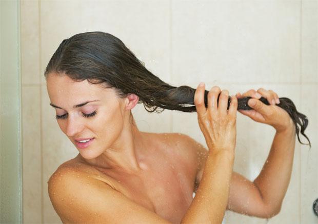 rice water hair wash