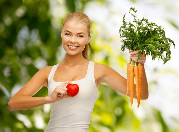 carrots for heart