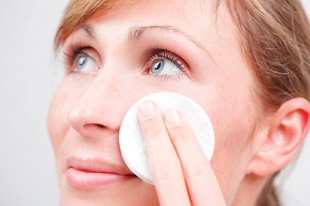 reduce oily skin