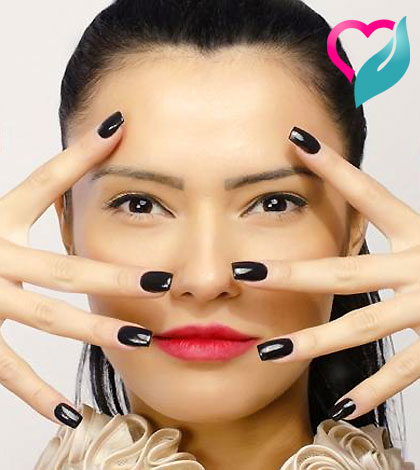 finger nails personality