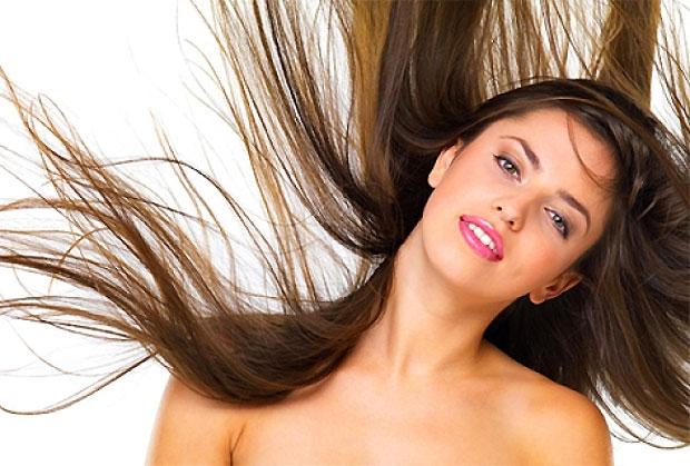 spread hair