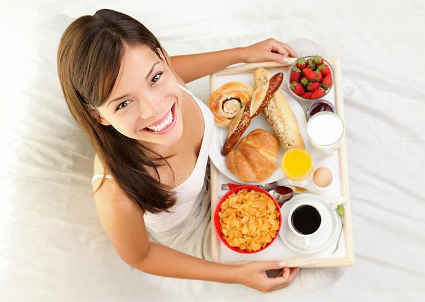 wholesome breakfast